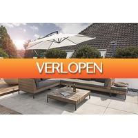 Voordeeldrogisterij.nl: Home Living hangende parasol