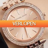 Watch2day.nl: Michael Kors dameshorloge