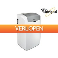 iBOOD.be: Whirlpool mobiele airconditioner