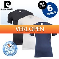 voorHEM.nl: 6 x Pierre Cardin T-shirts