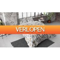 ActieVandeDag.nl 2: Flanellen dekbedovertrek