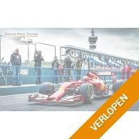Ticket voor de Formule 1 Grand Prix van Belgie