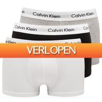Onedayfashiondeals.nl 2: Calvin Klein - 3-Pack boxers - zwart/Wit/Grijs