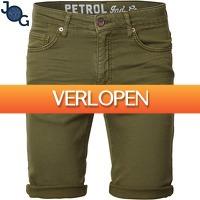 Kleertjes.com: Petrol korte broek