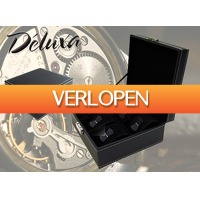 DealDonkey.com 4: Deluxa horlogebox