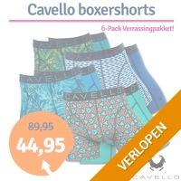 Cavello 6-pack boxershorts