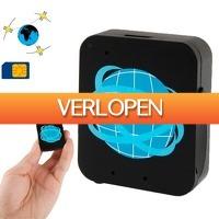 Priceattack.nl: Mini GPS Tracker voor motor, auto en boot
