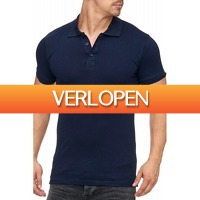 Brandeal.nl Casual: Tazzio polo met knopen