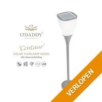 Luxe LED Solar tuinlamp Centaur