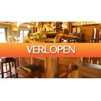 Voordeeluitjes.nl 2: 4-daags Actie halfpension arrangement