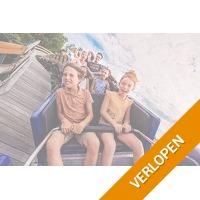 Veiling: 2 tickets voor Bobbejaanland in Belgie