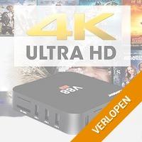 4K Ultra HD mediaspeler