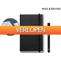 iBOOD Electronics: Moleskine smart schrijfset