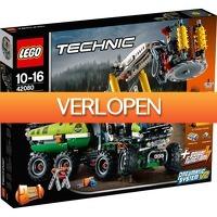 Alternate.nl: LEGO Technic bosbouwmachine