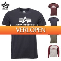 ElkeDagIetsLeuks: Alpha Industries T-Shirts