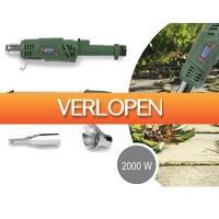 Voordeeldrogisterij.nl: Wolfgang onkruidbrander XL