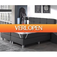 Groupdeal 2: 3D Air hotel topdekmatras