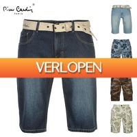 Elkedagietsleuks HomeandLive: Shorts van Pierre Cardin