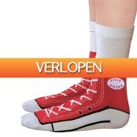 Gadgetknaller: Sneaker sokken