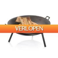 Stuntwinkel.nl: Metalen vuurschaal