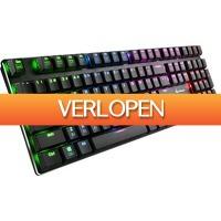 Alternate.nl: Sharkoon PureWriter RGB gaming toetsenbord