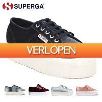 Elkedagietsleuks Ladies: Superga dames sneakers