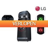 iBOOD.be: LG XBOOM OK75 party speaker