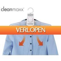 Telegraaf Aanbiedingen: Cleanmaxx kledinghanger met droogfunctie