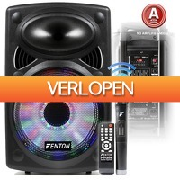 MaxiAxi.com: Fenton FPS12 karaoke speaker set