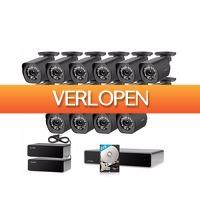 Epine.nl: Zmodo BS-1NL6-B sPoE camerasysteem