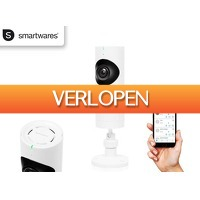 DealDonkey.com: Smartwares WiFi bewakingscamera