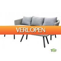 Warentuin.nl: Loungeset Roven