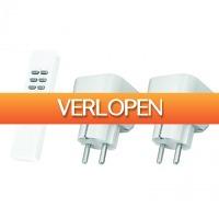 Alternate.nl: KlikAanKlikUit ACC2-250 R compacte stopcontactdimmer