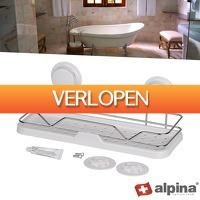 Wilpe.com - Home & Living: Alpina Deluxe badkamer wandplank