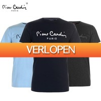 Elkedagietsleuks HomeandLive: Pierre Cardin logo T-shirts