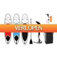 Groupon 2: Go Venture paddleboard