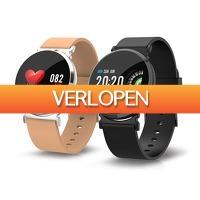Voordeelvanger.nl: Parya aluminium smart watch HD