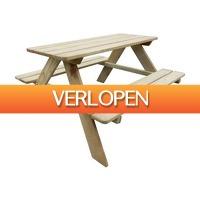VidaXL.nl: vidaXL picknicktafel voor kinderen