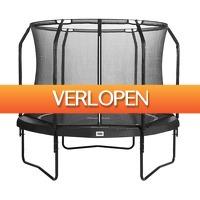 Betersport.nl: Trampoline - Salta Premium zwart Edition - 305 cm