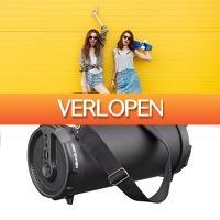 Voordeeldrogisterij.nl: Soundlogic Bazooka Bluetooth speaker