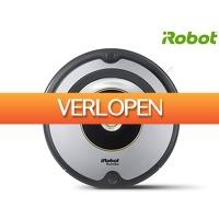 iBOOD.com: iRobot Roomba 615 robotstofzuiger