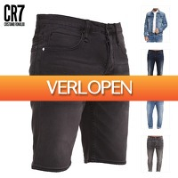 ElkeDagIetsLeuks: CR7 shorts of jeans