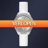 Watch2Day.nl 2: Guess Tri Glitz horloge