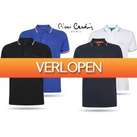 VoucherVandaag.nl 2: Pierre Cardin heren polo