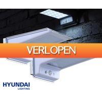 Voordeelvanger.nl 2: 2 x Hyundai draadloze solar LED buitenlampen