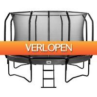 Betersport.nl: Trampoline - Salta First Class - 366 cm - zwart
