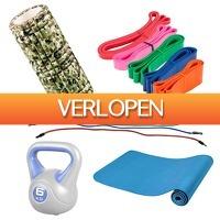 Befit2day.nl: Benen en billen training set