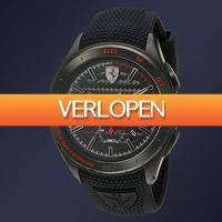 Watch2Day.nl 2: Scuderia Ferrari Gran Premio Chronograph SF0830344