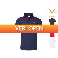 iBOOD Sports & Fashion: 19V69 Versace Abbigliamento Sportivo SRL poloshirt
