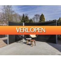 Voordeelvanger.nl: Uittrekbaar windscherm
